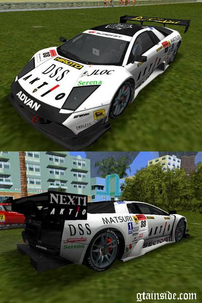 Lamborghini Murcielago R-GT Super GT
