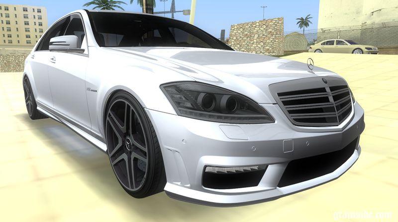 2012 Mercedes Benz S65 AMG