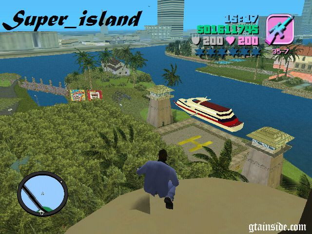 Super Island