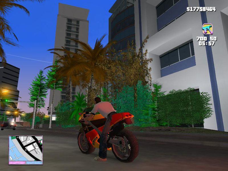 Honda VFR 750R Bike