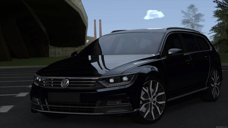 Volkswagen Passat Variant R-Line