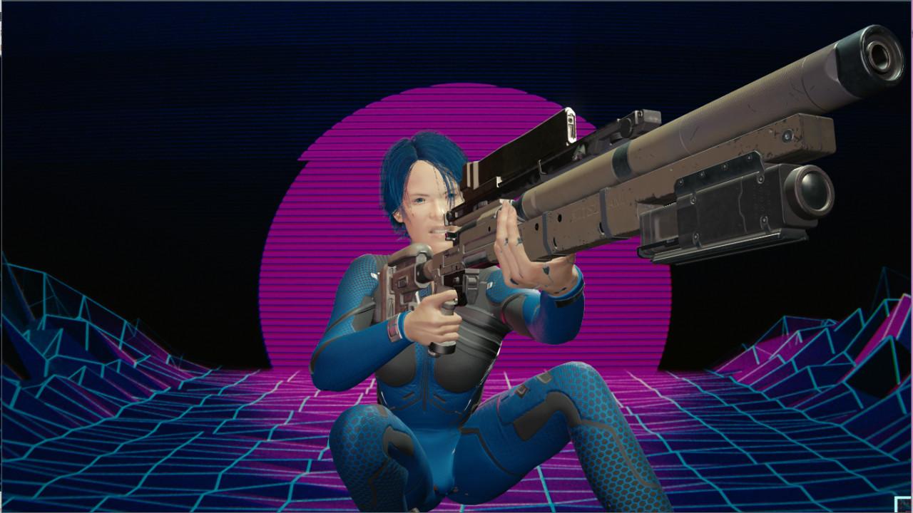 Background 9 Vaporwave