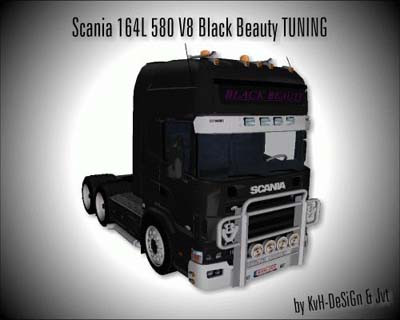 SCANIA 164L 580