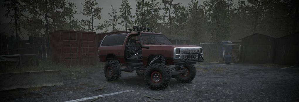 1991 RamCharger