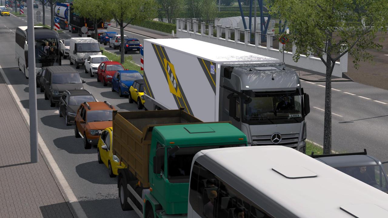 Brutal Traffic by Kass