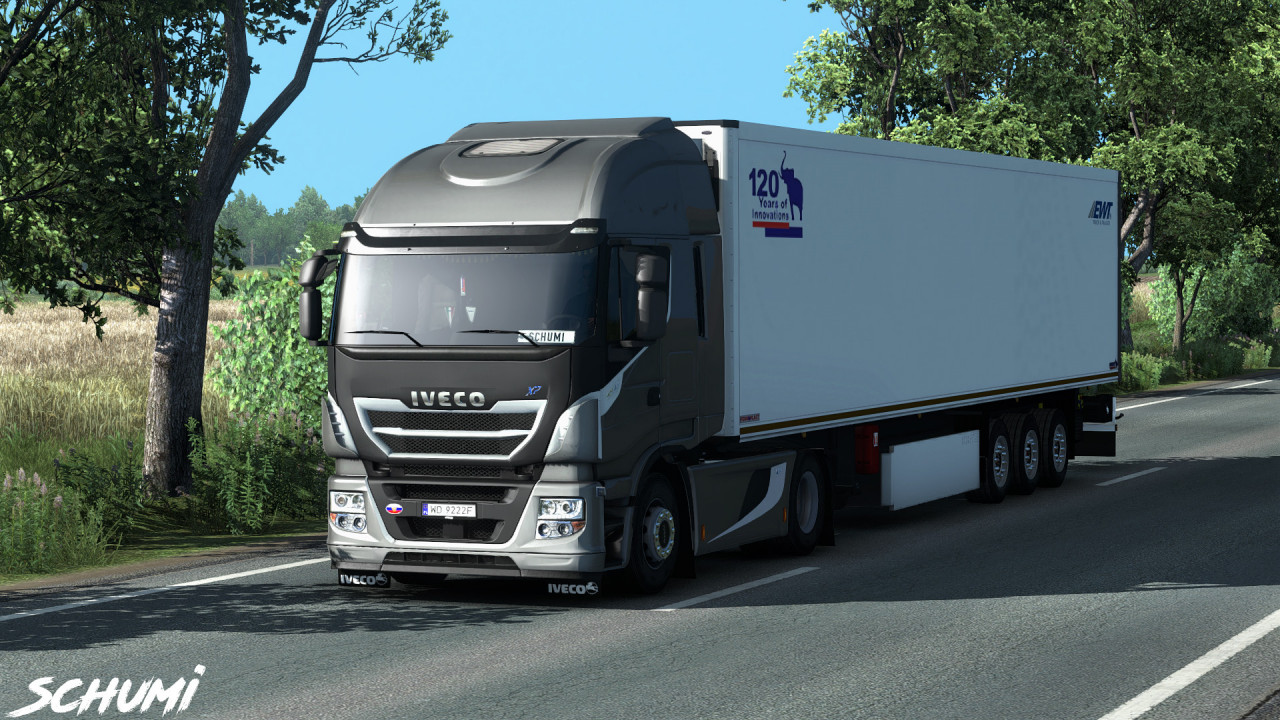 Iveco Hi-Way Reworked