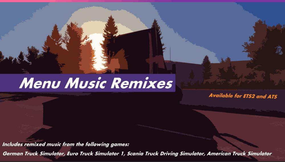 Menu Music Remixes v1.1 1.37 - 1.38