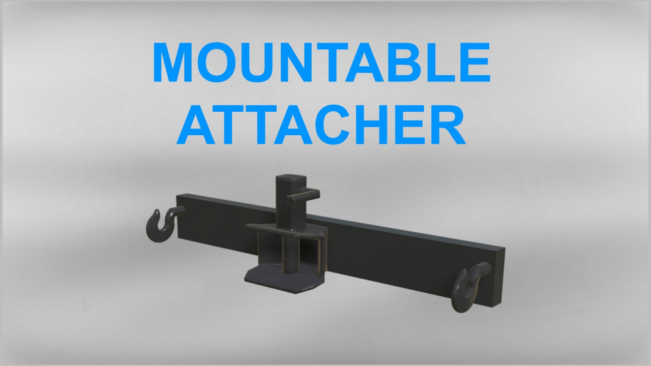 Mountable Attacher