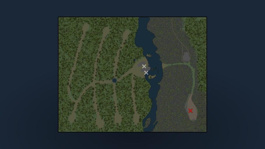 """map """"finish making"""""""