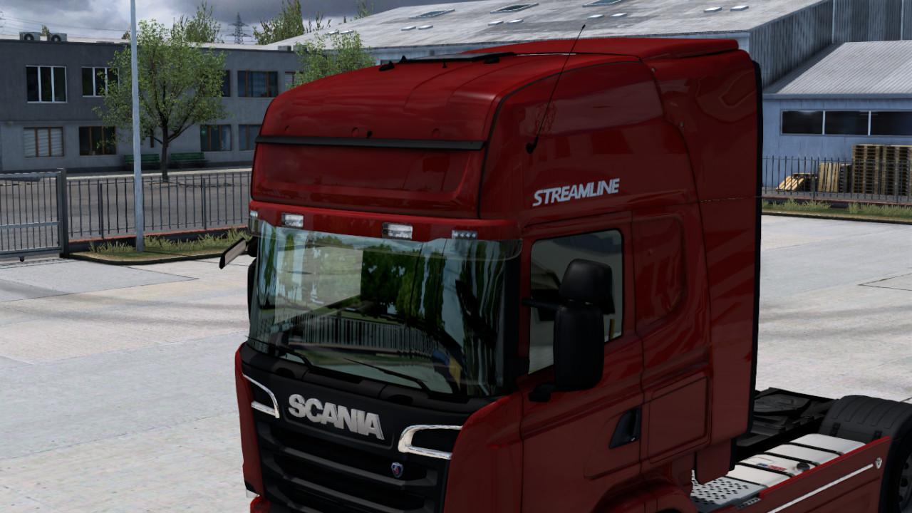 Scania RJL Streamline Skin