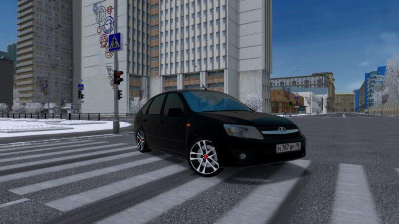 Lada Granta (Liftback)