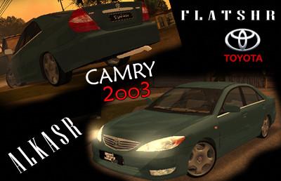 Toyota Camry 2003 GLI