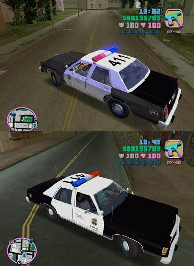 Ford LTD Crown Victoria LAPD '85