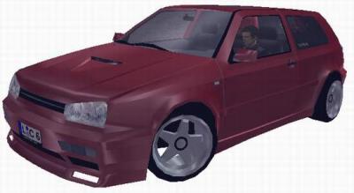 VW Golf 3 VR6 Syncro