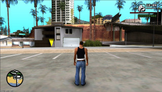 King of San Andreas - 100% Savegame