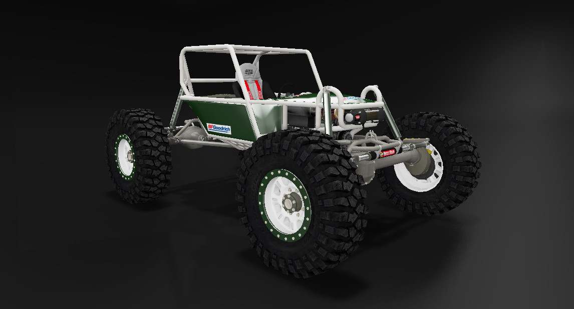DW Competition Rock Crawler