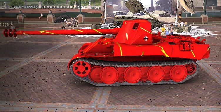 """Skorpion RESKIN """"Red & Green"""""""