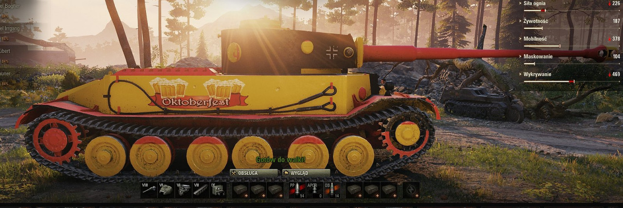 Niemcy Tiger P