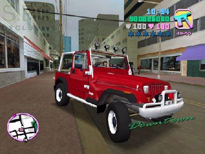 "Jeep Wrangler '89 ""Fury"""