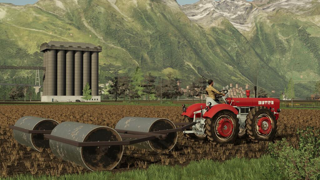Agricultural Rollers