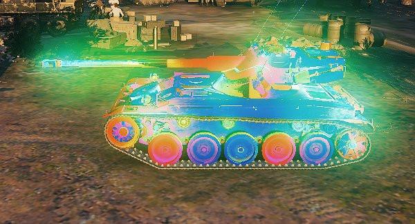 """AMX 13 90 RESKIN """"Lights"""""""