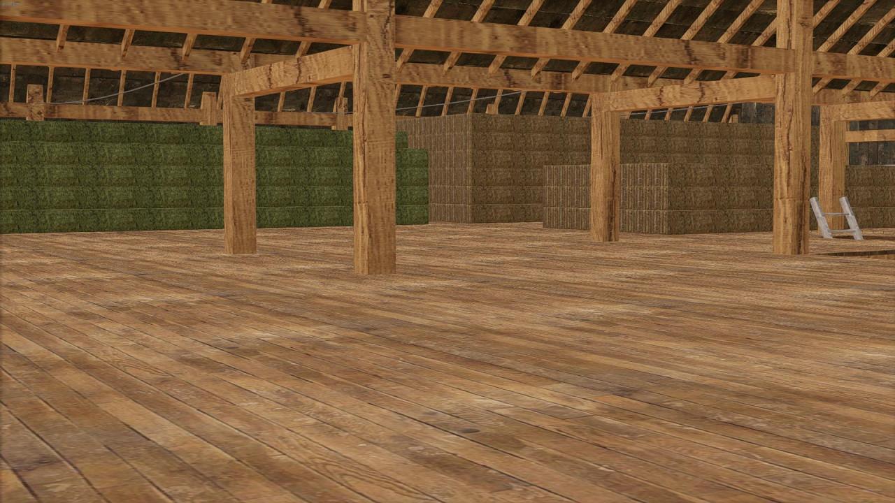 Autoload Bale Barns