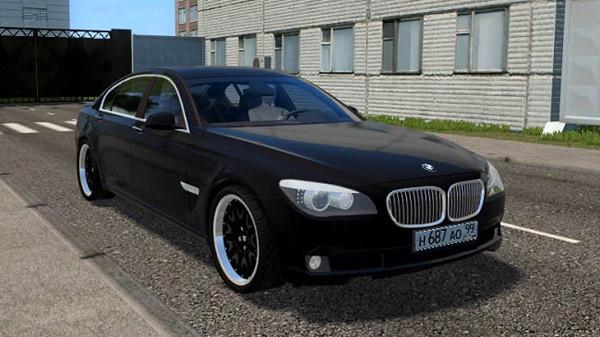 BMW 760i F01