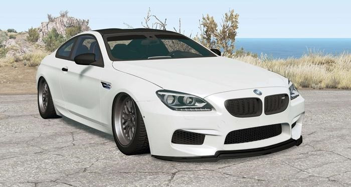 BMW M6 Coupe (F13) 2013