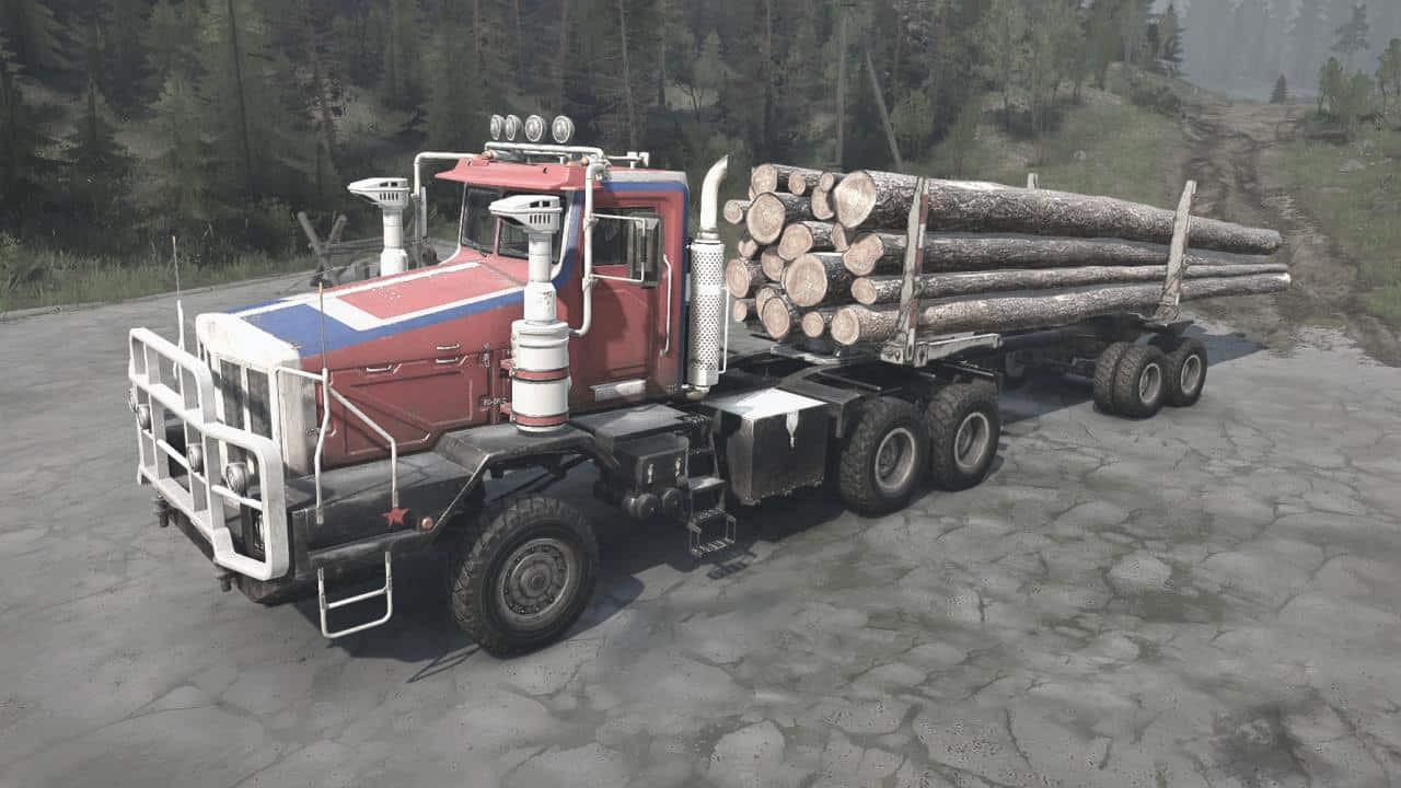 BOAR-45318 (Tonar-7502) Truck