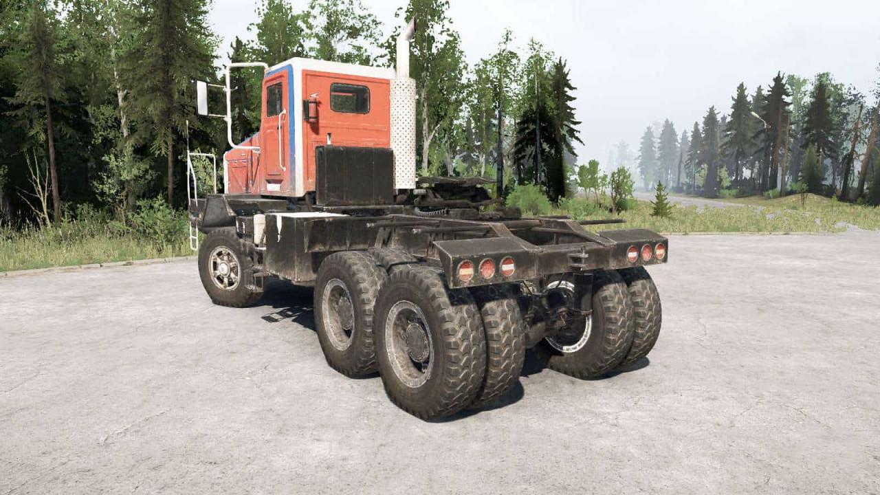 BOAR 45318 Truck