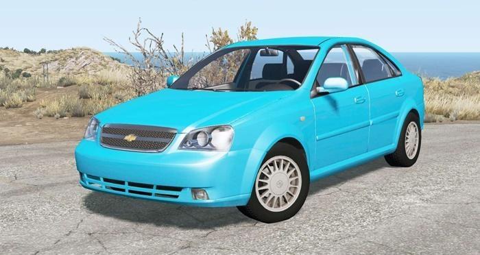 Chevrolet Lacetti Sedan 2005