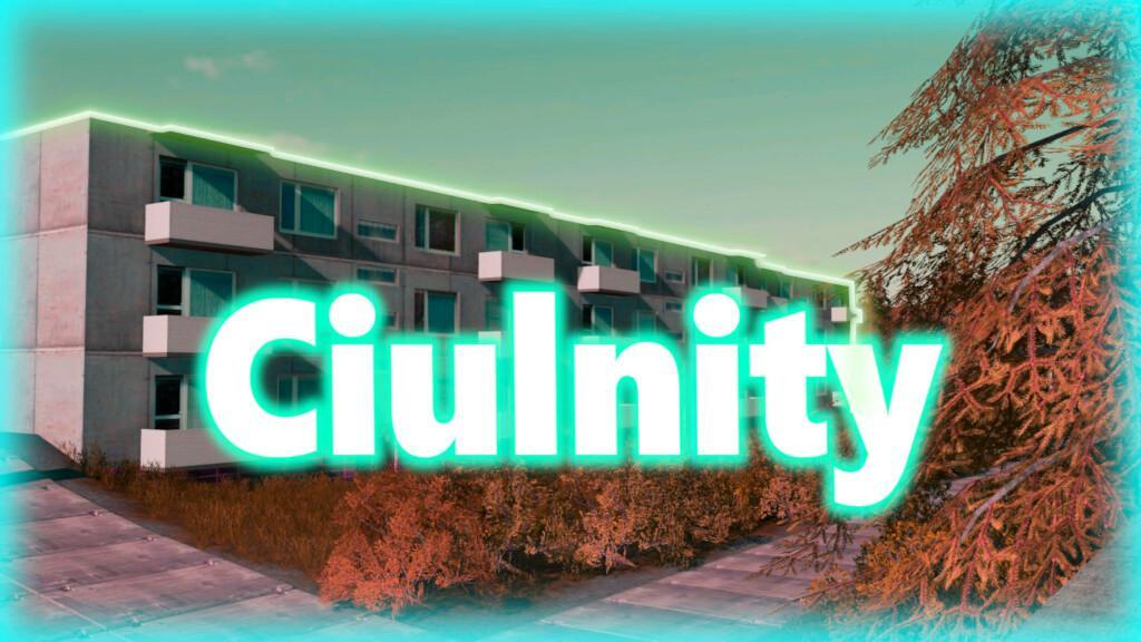 Ciulnity Map