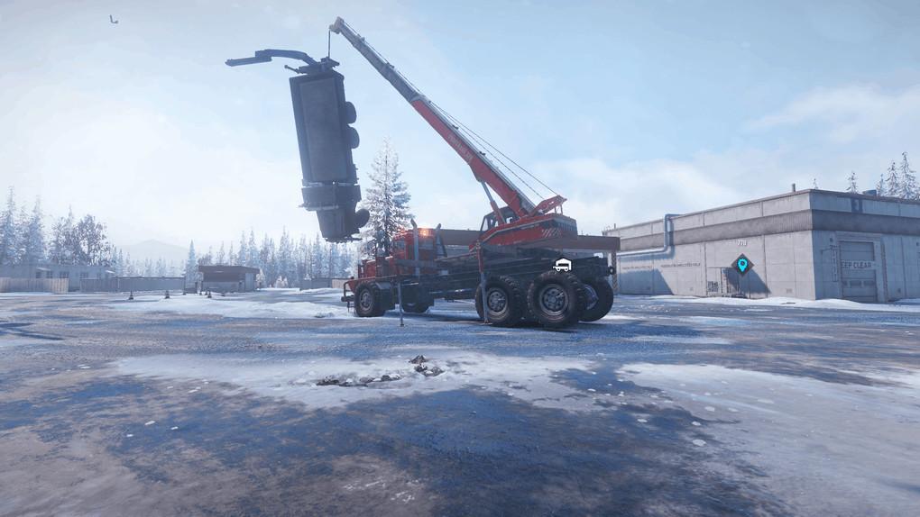 Crane Strength Mod