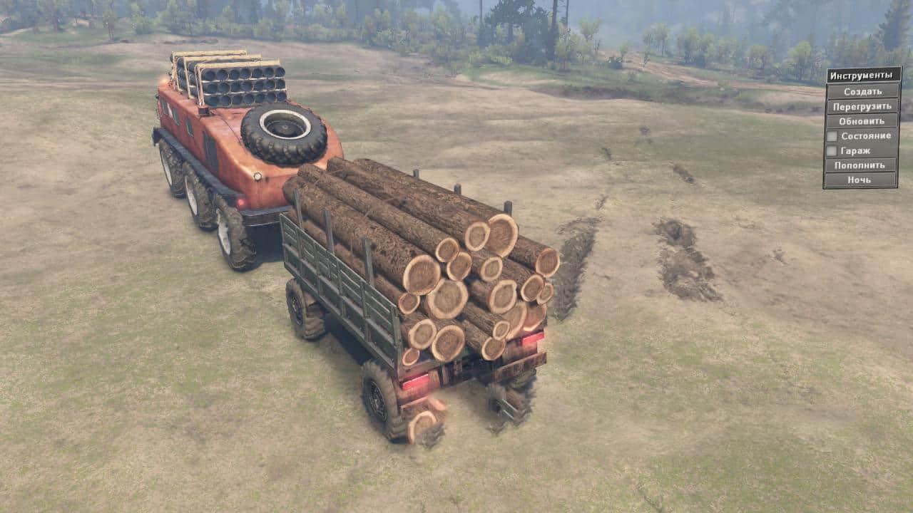 E167 (Zil-E167) Truck