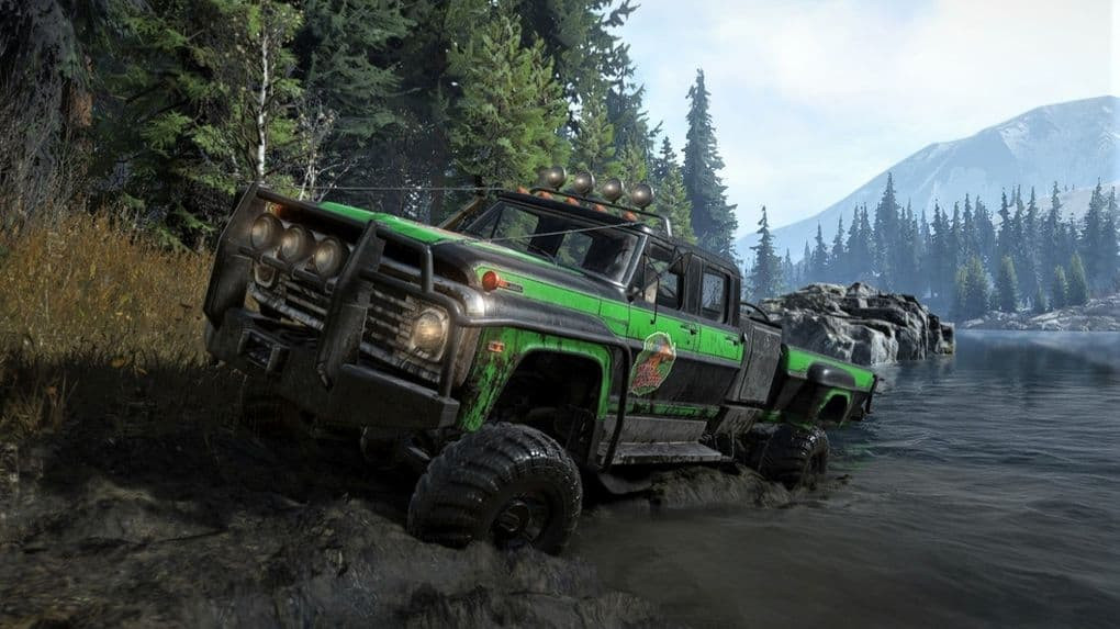 Ford F750 W77 (DLC required)