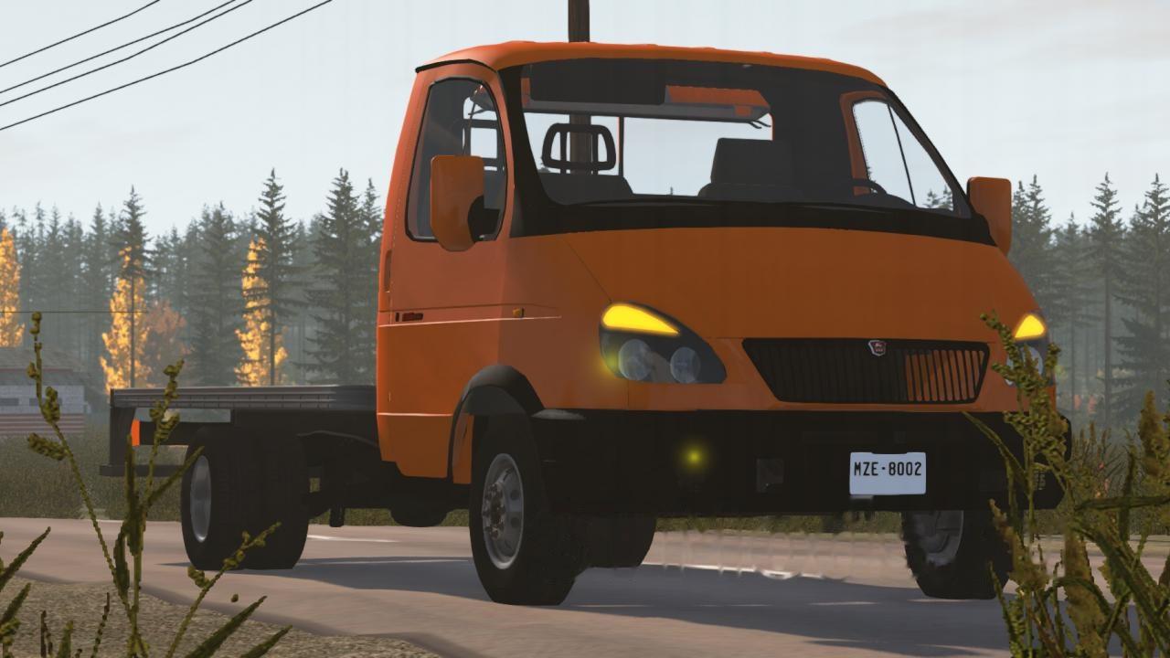 GAZ 3302