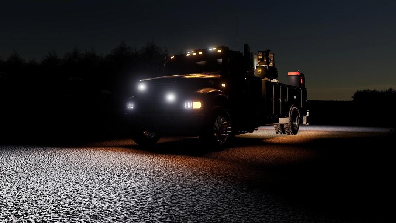 International 4900 Service