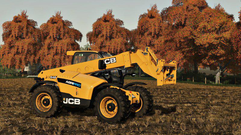 JCB 542-70 AGRI PRO