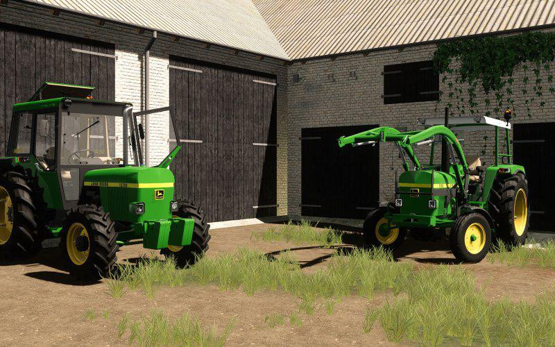 John Deere 1630 MK PHOTOS & MODS