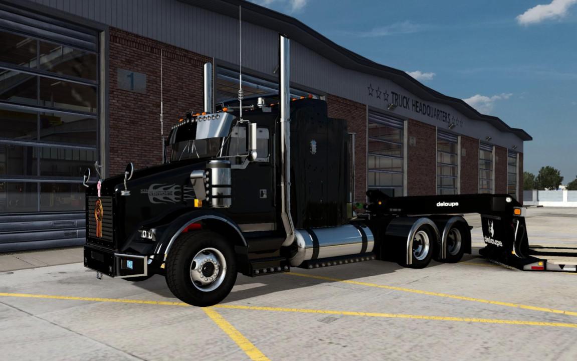Kenworth T800 Custom