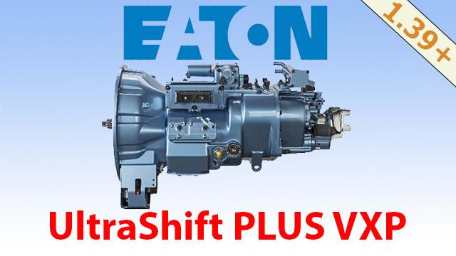 Eaton Fuller UltraShift PLUS VXP