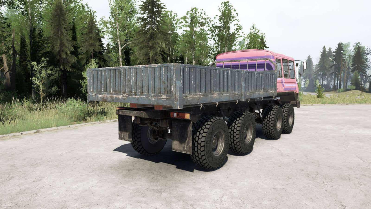 KRS-58 Bandit Truck