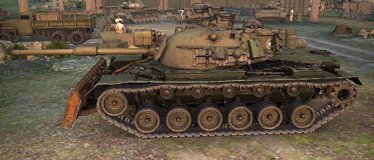 M48 PATTON | REMODEL