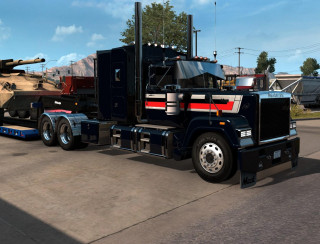 Mack Superliner Custom