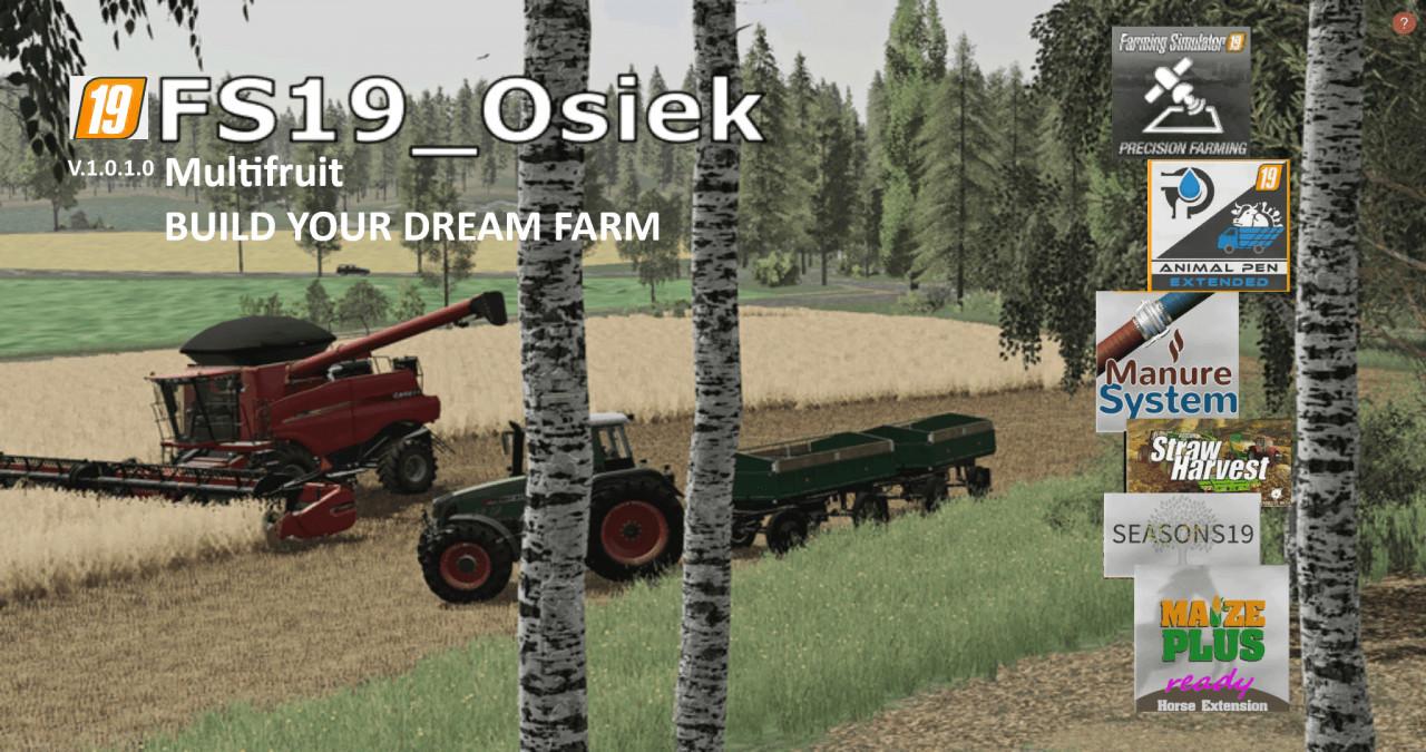 FS19 Osiek