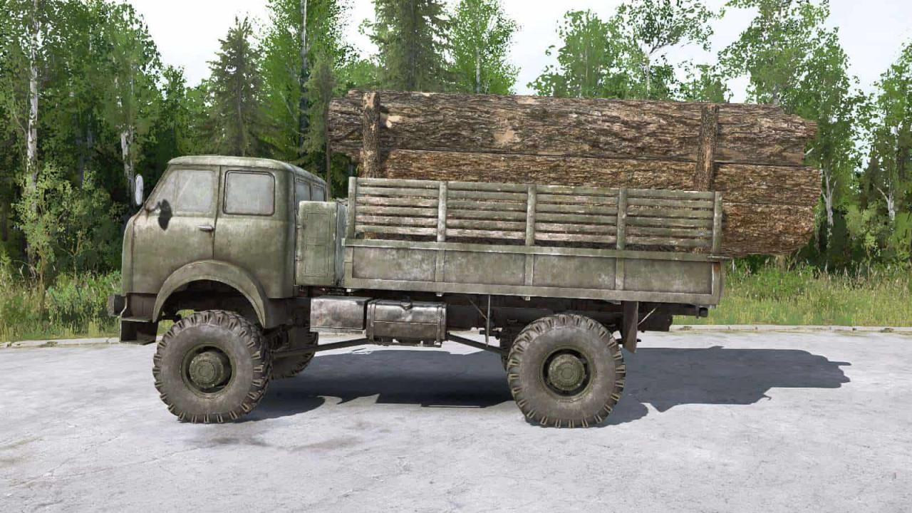 MAS 505 Truck