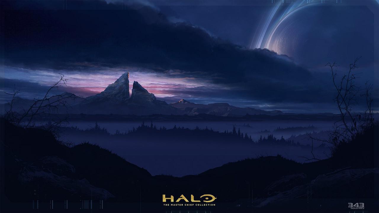 Halo MCC Reach Loading Screen (4K)