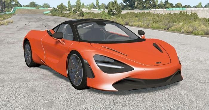 McLaren 720S Coupe 2017