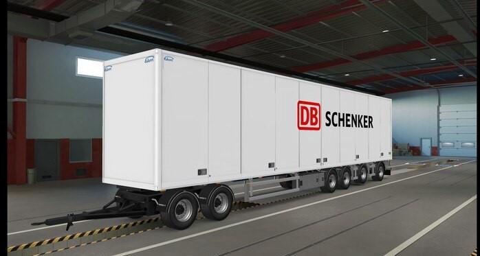 Ekeri Tandem Module 16 - DB SCHENKER