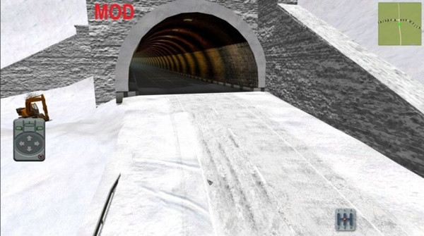 New Winter Textures (Winter Atmosphere)